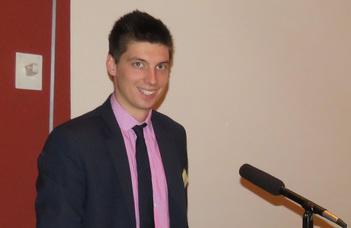 Pétervári Máté PhD védése