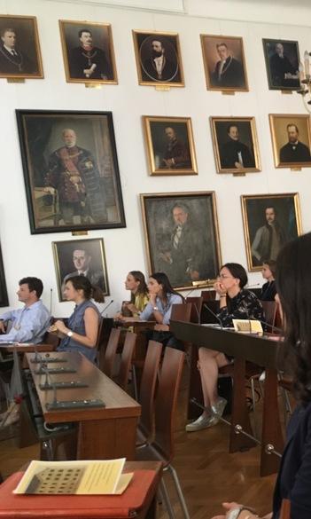 Beszámoló a 2. horvát-magyar jogtörténeti csereszemináriumról