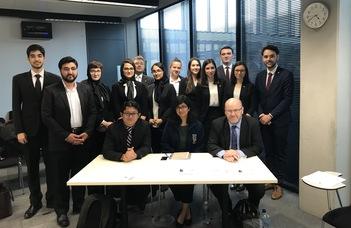 ELTE ÁJK diákok sikere Oxfordban