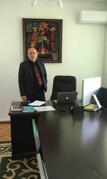 Rektorhelyettessé választották észt partnerünket, Peeter Järvelaid-ot