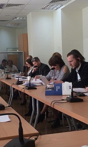 Az ukrán médiatörvény megújítása
