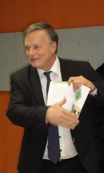 Horváth professzor úr köszöntése