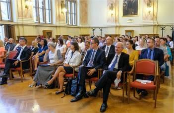 Bíróságtörténeti konferencia a Gyulai Törvényszéken