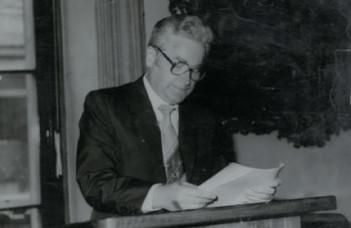 Elhunyt Horváth Pál