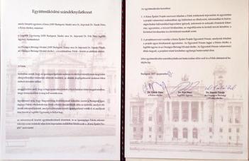 Szándéknyilatkozat a Kúria és a Legfőbb Ügyészség költözéséről